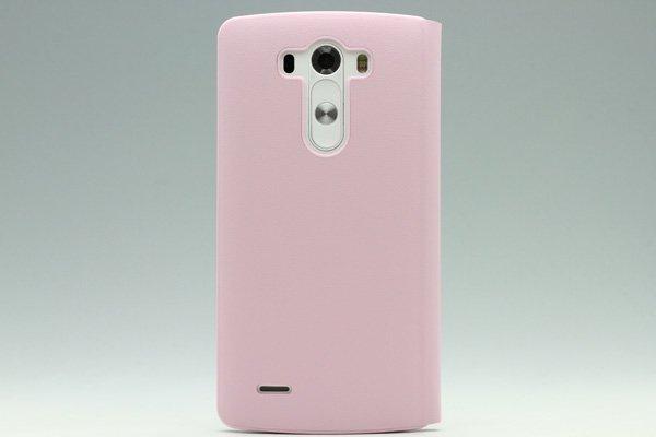 Rock Uni Series LG G3 高品質PUケース オートスリープタイプ 全4色 [6]