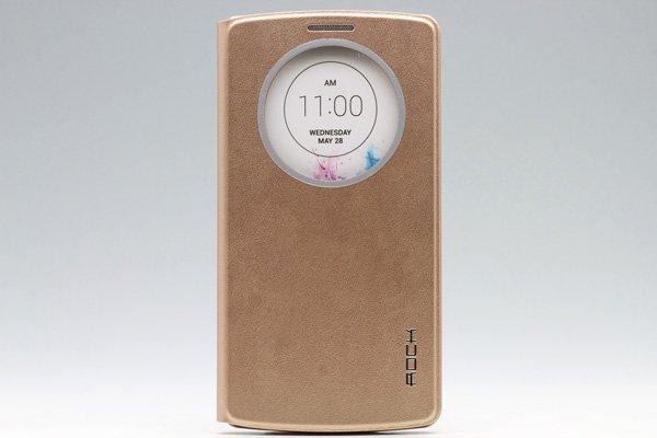 Rock Uni Series LG G3 高品質PUケース オートスリープタイプ 全4色 [7]