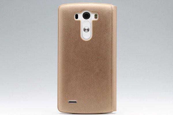 Rock Uni Series LG G3 高品質PUケース オートスリープタイプ 全4色 [8]