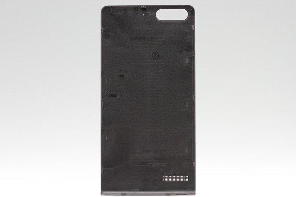 【ネコポス送料無料】Huawei Ascend G6 バッテリーカバー ブラック  [2]
