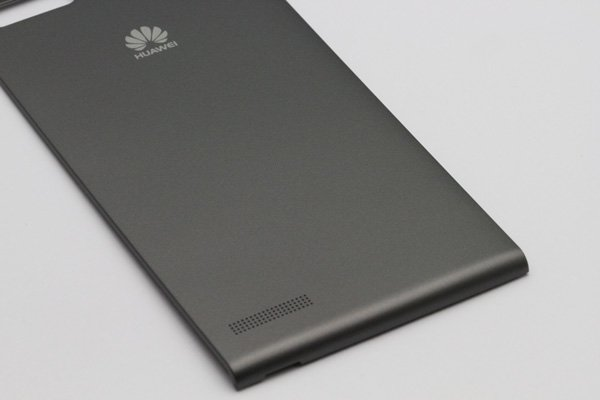 【ネコポス送料無料】Huawei Ascend G6 バッテリーカバー ブラック  [4]