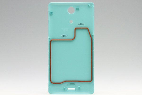 【ネコポス送料無料】Xperia ZR (M36h) リアカバー 全4色  [2]