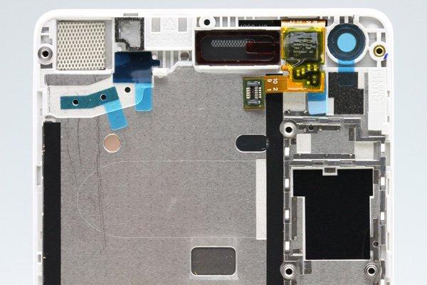 Huawei Ascend G6 フロントパネルASSY 全2色 [6]