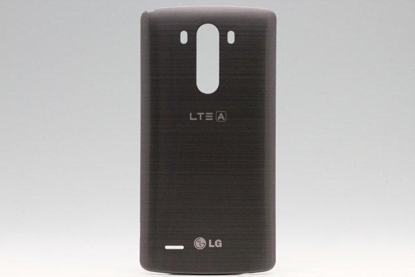 【ネコポス送料無料】LG G3 韓国版 (F400) バックカバー 全2色  [1]