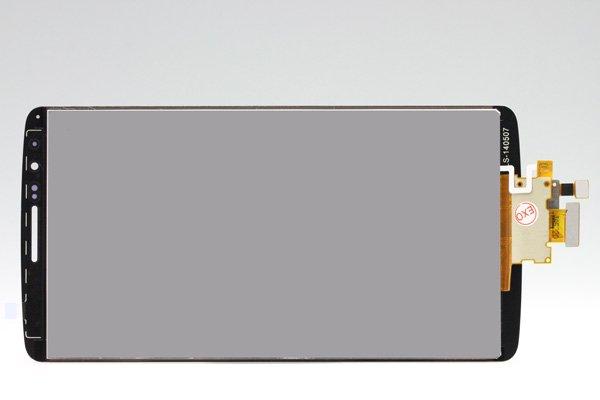 LG G3 (D855) フロントパネルASSY ゴールド [2]