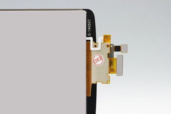 LG G3 (D855) フロントパネルASSY ゴールド [3]