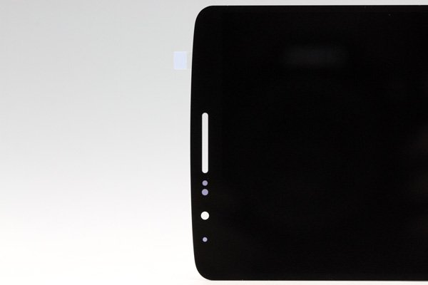 LG G3 (D855) フロントパネルASSY ゴールド [5]