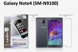 【ネコポス送料無料】Galaxy Note4 (SM-N9100) 液晶保護フィルムセット アンチグレア