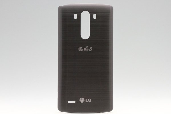 【ネコポス送料無料】LG G3 韓国版 (F400L) バックカバー 全2色  [1]
