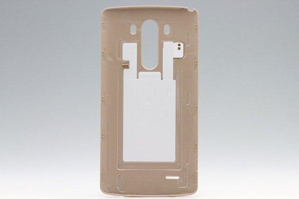 【ネコポス送料無料】LG G3 韓国版 (F400L) バックカバー 全2色  [6]