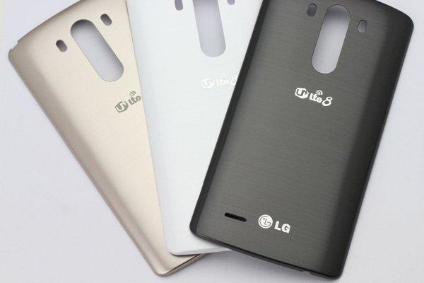 【ネコポス送料無料】LG G3 韓国版 (F400L) バックカバー 全2色  [9]