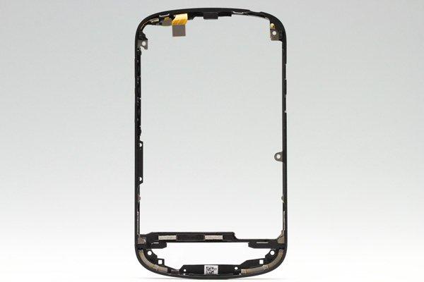 【ネコポス送料無料】Blackberry Q10 フレームASSY ブラック  [1]