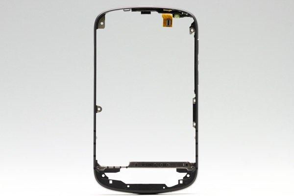 【ネコポス送料無料】Blackberry Q10 フレームASSY ブラック  [2]