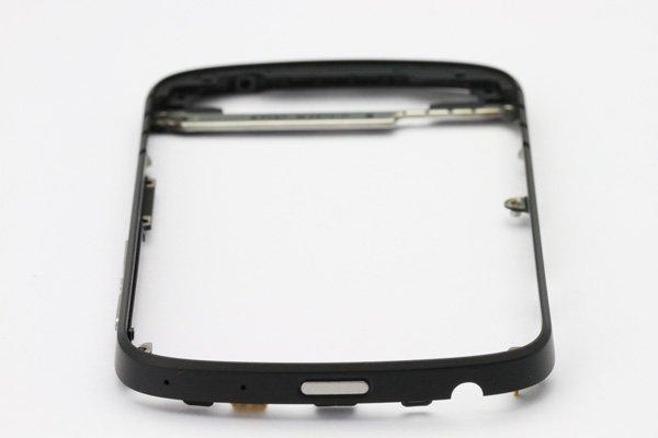 【ネコポス送料無料】Blackberry Q10 フレームASSY ブラック  [5]