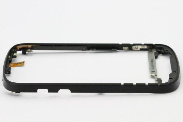 【ネコポス送料無料】Blackberry Q10 フレームASSY ブラック  [6]