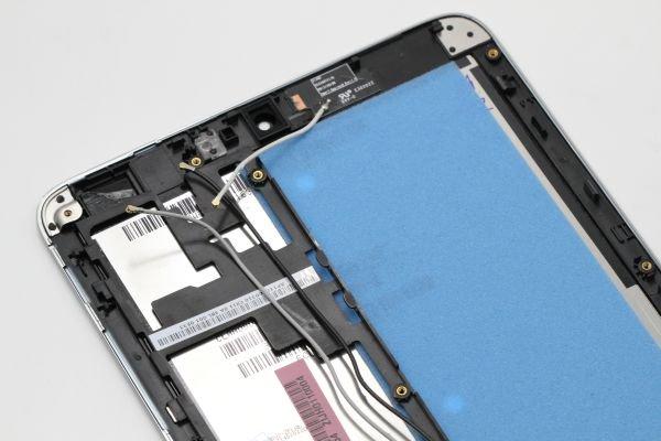 Lenovo Miix2 8 フロントパネルASSY 交換修理 [3]