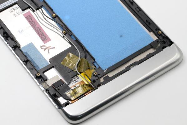 Lenovo Miix2 8 フロントパネルASSY 交換修理 [4]
