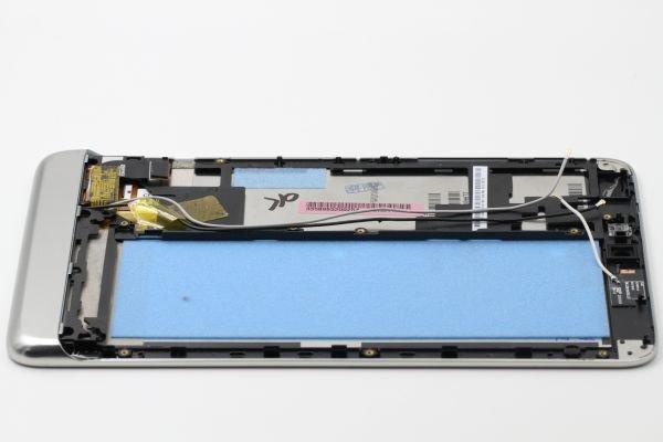 Lenovo Miix2 8 フロントパネルASSY 交換修理 [5]