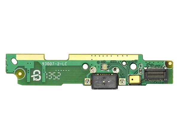 【ネコポス送料無料】Xiaomi (小米) 紅米 USBコネクターASSY  [2]