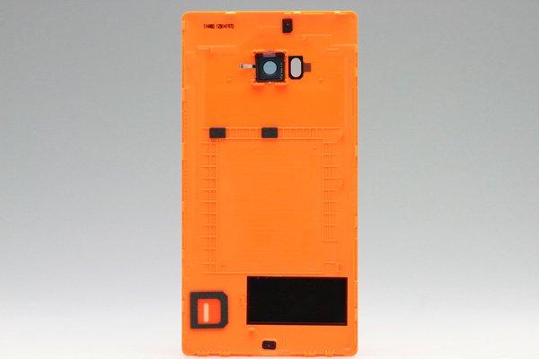 【ネコポス送料無料】NOKIA LUMIA930 バックカバー 全3色  [6]