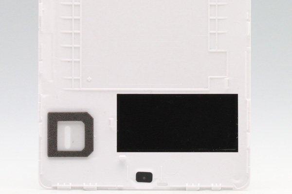 【ネコポス送料無料】NOKIA LUMIA930 バックカバー 全3色  [9]