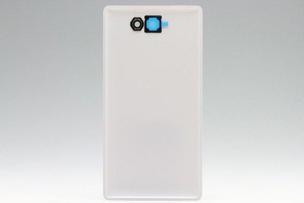 【ネコポス送料無料】Xperia ZL2 (SOL25) バックカバー 全3色  [4]
