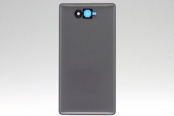 【ネコポス送料無料】Xperia ZL2 (SOL25) バックカバー 全3色  [6]