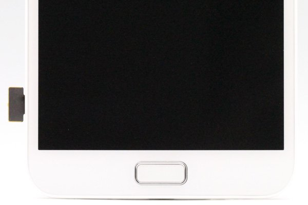 SAMSUNG Galaxy Note (GT-N7000) フロントパネルASSY ホワイト  [3]
