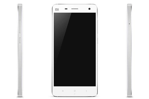 2.5GHz クアッドコアCPU(Snapdragon 801)搭載 Xiaomi (小米) Mi4 16GB ホワイト SIMフリー [2]
