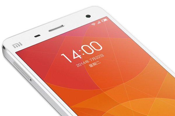 2.5GHz クアッドコアCPU(Snapdragon 801)搭載 Xiaomi (小米) Mi4 16GB ホワイト SIMフリー [4]