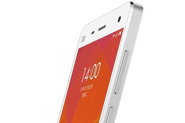2.5GHz クアッドコアCPU(Snapdragon 801)搭載 Xiaomi (小米) Mi4 16GB ホワイト SIMフリー [5]