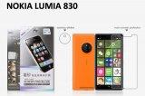 【ネコポス送料無料】NOKIA LUMIA830 液晶保護フィルムセット アンチグレアタイプ