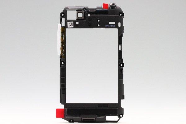 【ネコポス送料無料】Blackberry Q5 ミドルケース 全2色  [1]
