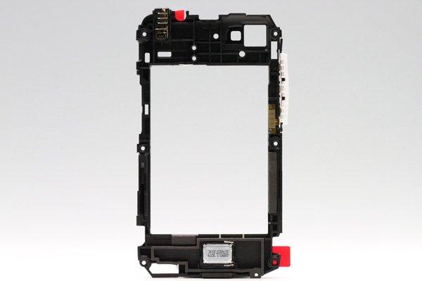 【ネコポス送料無料】Blackberry Q5 ミドルケース 全2色  [2]