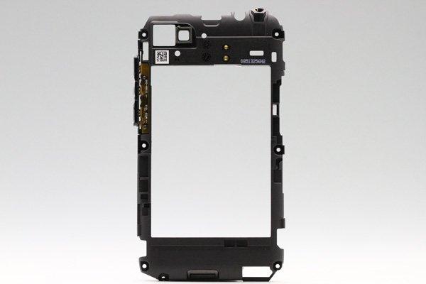 【ネコポス送料無料】Blackberry Q5 ミドルケース 全2色  [3]