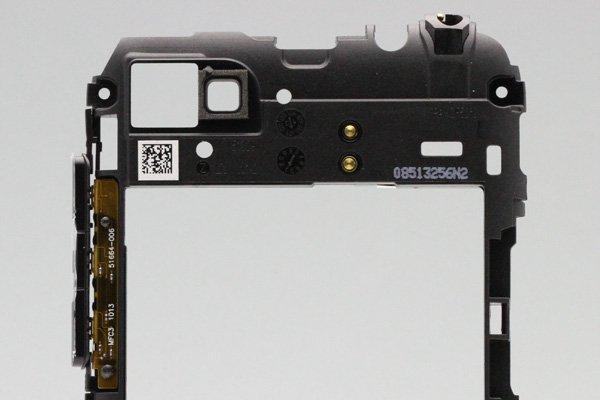 【ネコポス送料無料】Blackberry Q5 ミドルケース 全2色  [5]