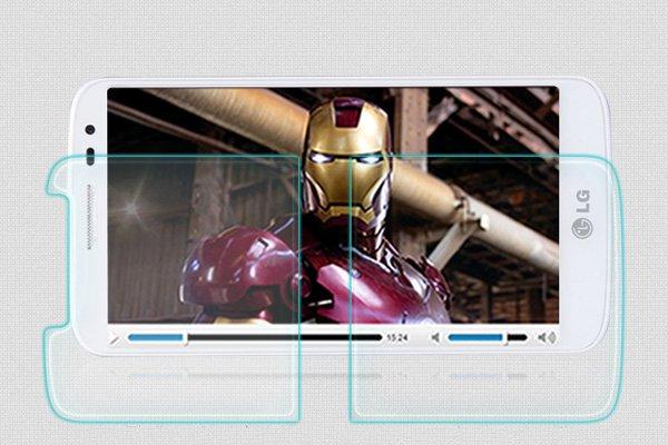 【ネコポス送料無料】LG G2 mini 強化ガラスフィルム ナノコーティング 硬度9H  [3]