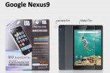【ネコポス送料無料】Google Nexus9 液晶保護フィルムセット アンチグレアタイプ
