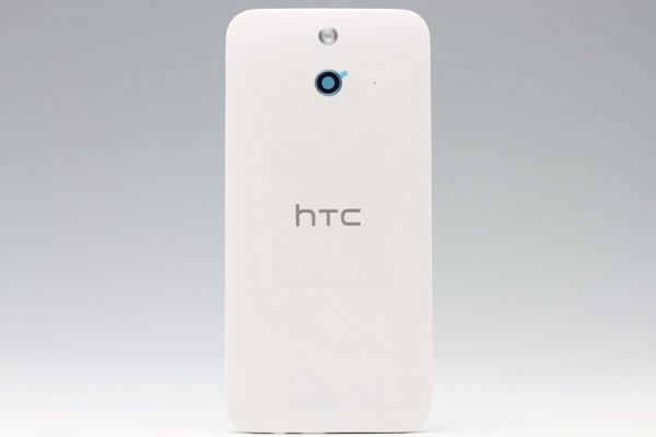 【ネコポス送料無料】HTC One (E8) バックカバー ホワイト  [1]