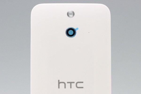 【ネコポス送料無料】HTC One (E8) バックカバー ホワイト  [3]