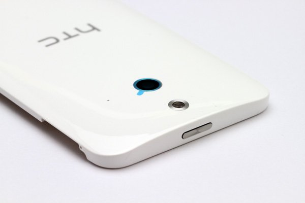 【ネコポス送料無料】HTC One (E8) バックカバー ホワイト  [8]
