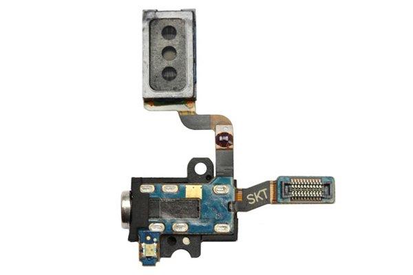 【ネコポス送料無料】Galaxy Note3 (SM-N900S SC-01F SCL22) イヤホンジャック & イヤースピーカーケーブル  [2]