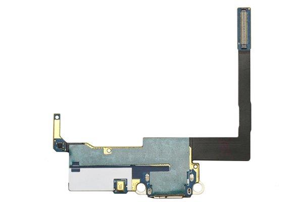 【ネコポス送料無料】Galaxy Note3 (SC-01F) マイクロUSBコネクターケーブルASSY  [2]