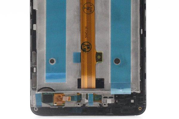 Huawei Ascend Mate7 フロントパネルASSY 交換修理 全2色 [6]