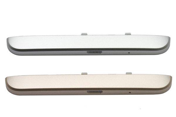 【ネコポス送料無料】Huawei Ascend Mate7 ボトムカバー 全3色  [1]