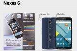 【ネコポス送料無料】Nexus6 液晶保護フィルムセット アンチグレアタイプ