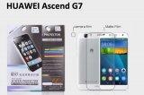 【ネコポス送料無料】Huawei Ascend G7 液晶保護フィルムセット アンチグレアタイプ