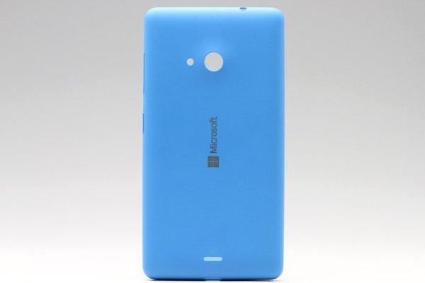 【ネコポス送料無料】Microsoft LUMIA535 バックカバー 全5色