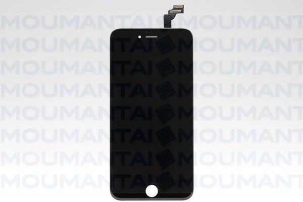 iPhone6 Plus フロントパネルASSY ブラック  [1]