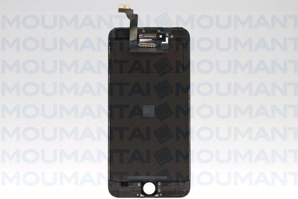 iPhone6 Plus フロントパネルASSY ブラック  [2]